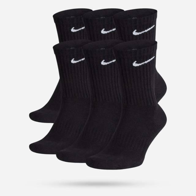 Nike Everyday Cushion Crew Sock 6-Pack